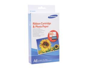 SAMSUNG IPP4640G ribbon cartridge & photo paper