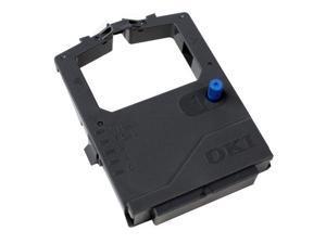 OKIDATA 42377801 Self-inking Ribbon Cartridge Black