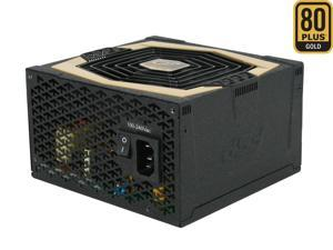 FSP Group AURUM GOLD 600W (AU-600) ATX12V /EPS 12V CrossFire ready 80PLUS GOLD Certified Power Supply