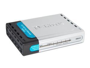 D-Link DSS-5+ Desktop Switch