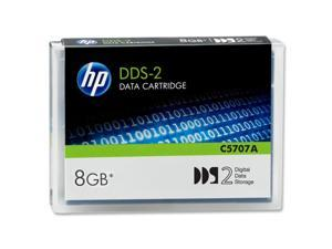 HP C5707A 4/8G DDS-2 Tape Media 1 Pack