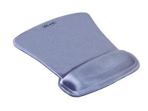 BELKIN WaveRest F8E262-SLV Gel Mouse Pad - Silver