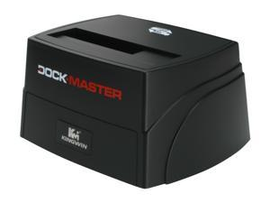 KINGWIN Dockmaster DM-2535U3 Black Hard Drive Docking Station