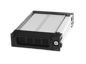 "KINGWIN KF-21-IPF-B Black Mobile 5.25"" HDD Rack"