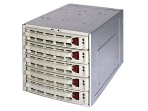 SUPERMICRO CSE-M35T-1 Hot-Swapable SATA HDD Enclosure