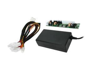 nMEDIAPC HTPC 1080iP Typical 60W, Maxiaum 85W DC to ATX Integrated Power Module with  DC Adaptor - for HTPC 1080i Case