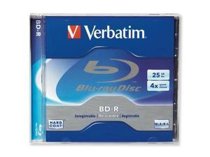 Verbatim 25GB 4X BD-R Single Disc Model 96434