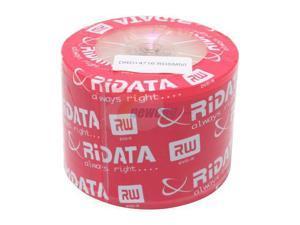 RiDATA 4.7GB 16X DVD+R 50 Packs Disc Model DRD+4716-RDSM50 - OEM