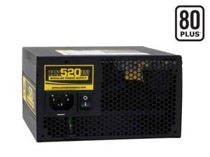 CORSAIR HX Series CMPSU-520HX 520W Compatible with Core i7 Power Supply