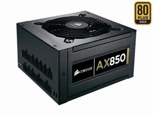 CORSAIR Professional Series Gold AX850 (CMPSU-850AX) 850W Power Supply