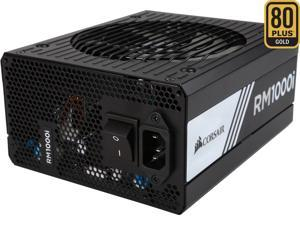 CORSAIR RMi Series RM1000i 1000W 80 PLUS GOLD Haswell Ready Full Modular ATX12V & EPS12V SLI and Crossfire Ready Power Supply with C-Link Monitoring and Control