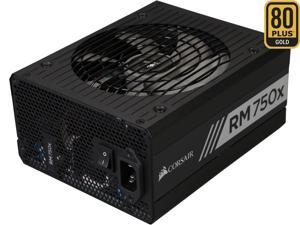 CORSAIR RMx Series RM750X 750W 80 PLUS GOLD Haswell Ready Full Modular ATX12V & EPS12V SLI and Crossfire Ready Power Supply