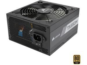 CORSAIR TX-M Series CP-9020130-NA 850W ATX12V v2.4 / EPS 2.92 80 PLUS GOLD Certified Semi-Modular Power Supply