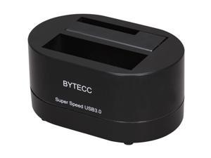 BYTECC T-200U3 Black Single Bay SATA Docking Station
