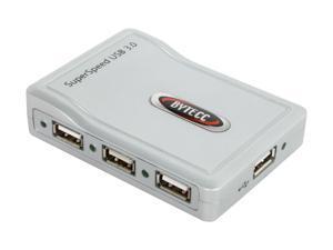 BYTECC U3H-700 3 x USB 3.0 SuperSpeed Ports + 4 x USB 2.0 Ports HUB