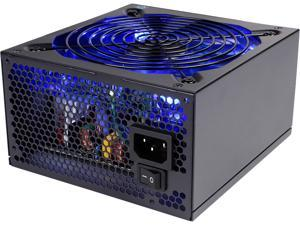 APEVIA ATX-JP600W 600W ATX12V SLI CrossFire 80 PLUS BRONZE Certified Power Supply