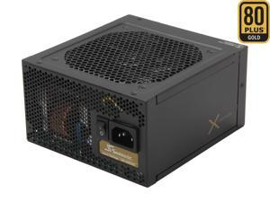 SeaSonic SS-750KM3 750W ATX12V V2.3 / EPS 12V V2.91 SLI Ready 80 PLUS GOLD Certified Full Modular Active PFC Power Supply New 4th Gen CPU Certified Haswell Ready