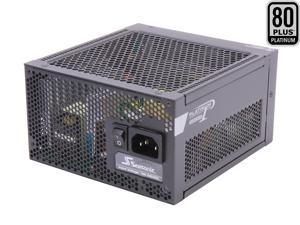 Seasonic SS-460FL2 Active PFC F3, 460W Fanless ATX12V Fanless 80Plus PLATINUM Certified, Modular Power Supply New 4th Gen CPU Certified Haswell Ready