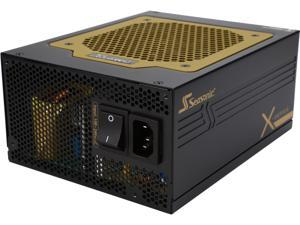 SeaSonic  X-1050 ( SS-1050XM2 ) 1050W ATX12V / EPS12V SLI Certified CrossFire Ready 80 PLUS GOLD Certified Full Modular Active PFC Power Supply New 4th Gen CPU Certified Haswell Ready