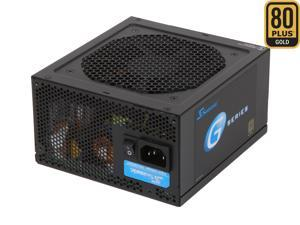 SeaSonic SSR-650RM 650W ATX12V / EPS12V SLI Ready CrossFire Ready 80 PLUS GOLD Certified Modular Active PFC Power Supply ...