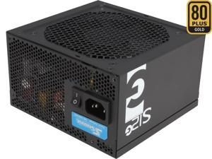 SeaSonic S12G-750 750W ATX12V / EPS12V 80 PLUS GOLD Certified Active PFC Power Supply, Intel Haswell Ready