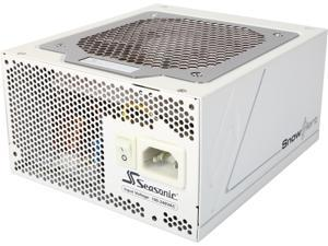 SeaSonic Snow Silent 750 750W ATX12V / EPS12V SLI Ready 80 PLUS PLATINUM Certified Full Modular Active PFC Power Supply