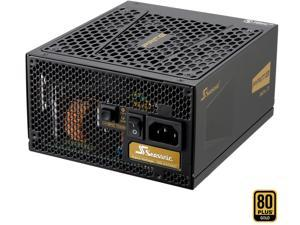 Seasonic Flagship PRIME SERIES SSR-1200GD 1200W GOLD FULL MODULAR ATX12V & EPS12V 135mm FDB Fan Super Quiet Power Supply
