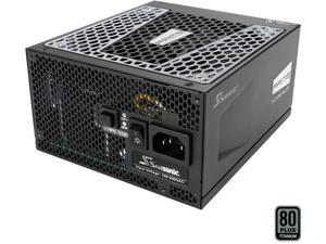 Seasonic Flagship PRIME TITANIUM 1000 SSR-1000TD 1000W 80+ Titanium Full Modular ATX12V & EPS12V 135mm FDB Fan Super Quiet Power Supply