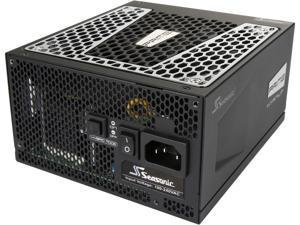 Seasonic PRIME Ultra 1000W 80+ Titanium Power Supply, Full Modular, 135mm FDB Fan w/Hybrid Fan Control, ATX12V & EPS12V, Power On Self Tester, SSR-1000TR
