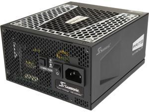 Seasonic PRIME Ultra 850W 80+ Titanium Power Supply, Full Modular, 135mm FDB Fan w/Hybrid Fan Control, ATX12V & EPS12V, Power On Self Tester, SSR-850TR