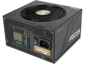 Seasonic FOCUS series SSR-750FM 750W 80 + Gold Power Supply, Semi-Modular, ATX12V/EPS12V, Compact 140 mm Size, 7 yr ...