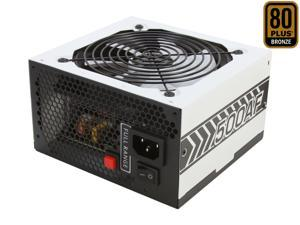 RAIDMAX RX-500AF Continuous 500 watts Power Supply