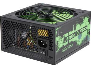 RAIDMAX Cobra RX-600AF-B 600W ATX 12V v2.3 / EPS 12V SLI Ready CrossFire Ready 80 PLUS BRONZE Certified Power Supply