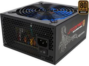 RAIDMAX Scorpio series RX-735AP-S 735W ATX12V / EPS12V SLI Ready CrossFire Ready 80 PLUS BRONZE Certified Modular Power Supply