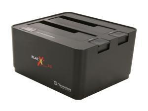 "Thermaltake BlacX Duet 5G ST0022U 2.5"" & 3.5"" Black SATA I/II/III USB 3.0 HDD Docking Station"