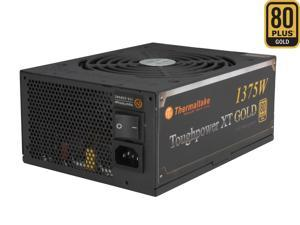Thermaltake Toughpower XT TPX-1375M 1375W ATX 12V 2.3 & SSI EPS 12V 2.92 SLI Ready CrossFire Ready 80 PLUS GOLD Certified ...