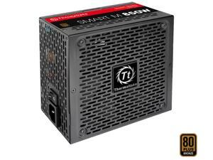 Thermaltake SMART M Series SP-850M 850W Intel ATX 12V 2.3 SLI Certified CrossFire Certified 80 PLUS BRONZE Certified Semi-Modular Active PFC Power Supply