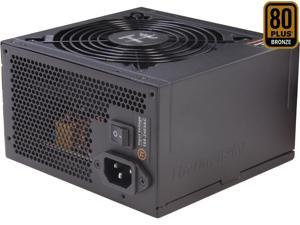 Thermaltake SMART Series SP-650PCBUS 650W ATX 12V 2.3 80 PLUS BRONZE Certified Active PFC Power Supply