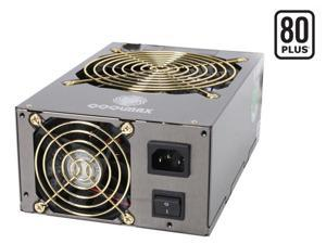 COOLMAX CUQ-1200B 1200W ATX12V v2.3 / EPS12V v2.91 SLI Certified / CrossFire Ready / 3 way  80 PLUS Certified Active PFC ...