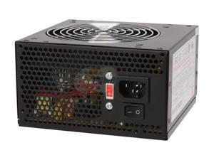 COOLMAX CU-500B 500W ATX 12V V2.2/EPS 12V V2.91 Modular Power Supply