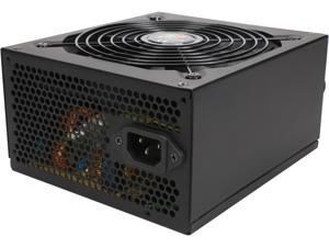 LOGISYS Computer AT650BK 650W 80 PLUS GOLD Certified Power Supply