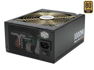 COOLER MASTER Silent Pro Gold Series RSA00-80GAD3-US 1000W Power Supply New 4th Gen CPU Certified Haswell Ready