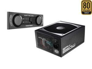 COOLER MASTER Silent Pro Hybrid RS-850-SPHA-D3 850W Panel Power Supply with Fan Control