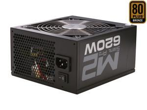 Cooler Master Silent Pro M2 - 620W Power Supply with 80 PLUS Bronze Certification and Modular Cables