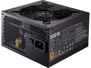 MWE Bronze 500 - 500 Watt 80 Plus Bronze Certified Power Supply By Cooler Master