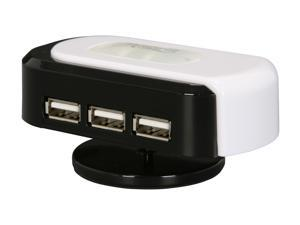 Rosewill RHB-320W 7 Ports USB 2.0 Hub with Power Adapter