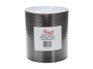 Rosewill 4.7GB 16X DVD-R 100 Packs Disc Model RMR-SD100 - OEM