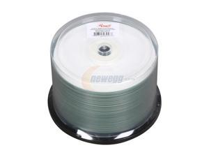 Rosewill 700MB 52X CD-R Inkjet Printable 45 Packs Disc Model RMR-QWJC45