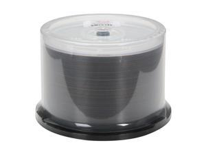 Rosewill 4.7GB 16X DVD-R Inkjet Printable 50 Packs Disc Model RMR-WJD50