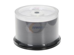 Rosewill 4.7GB 16X DVD-R Thermal Printable 50 Packs Disc Model RMR-WTD50